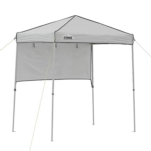 Core-Instant-Straight-Leg-Canopy-Tent-with-Adjustable-Sun-Wall-6-ft-x-4-ft