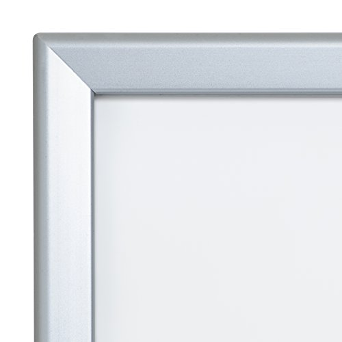 Window Snap Frame Double Sided 1 Aluminum Profile Front