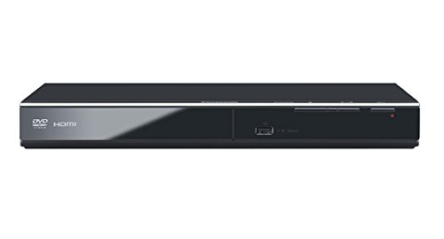 Panasonic DVD-S700EP-K All Multi Region Free DVD Player 1080p Up-Conversion with HDMI Output, Progressive Scan, USB with Remote (110V-240V)