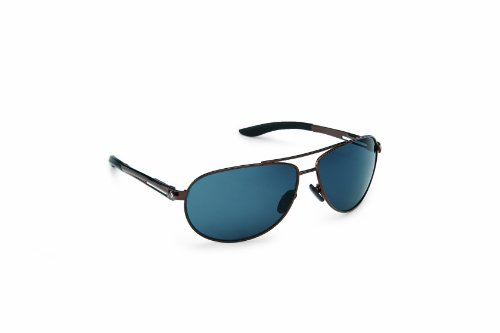 Callaway Golf  Men's Diablo Flier Sunglasses (Bronze Frame/NEOX NX14 Lens, Medium - Large)