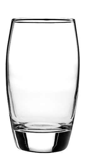 Anchor Hocking 83307L13 Reality Drinking Glasses, 16 oz (Set of 4)