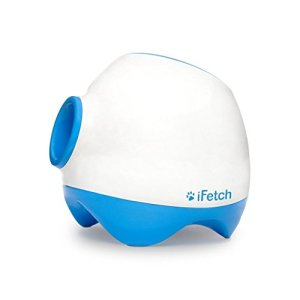 iFetch Too Interactive Ball Launcher for Dogs - Launches Standard Tennis Balls, Large 7