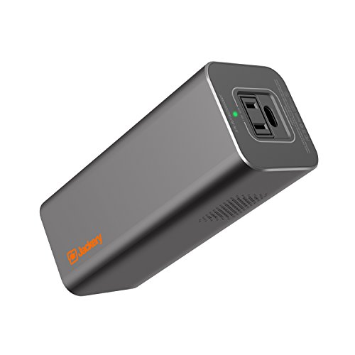 Jackery AC Portable Laptop Charger PowerBar 23200mAh 85W (100W Peak) Universal Travel Laptop Power Bank & External Battery Pack Compatible with MacBooks/Notebook/Laptops