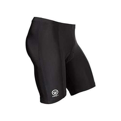 Canari Men's Core Cycling Shorts, Black, Medium