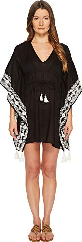 617UjMfiXWL Tory Burch Swimwear Size Chart Add a confident sway to your sandy step with the attention-grabbing Ravena Beach Caftan Top!