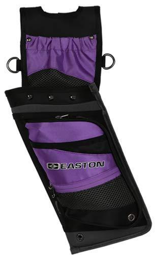 Easton Deluxe Field Quiver w/Belt RH Purple