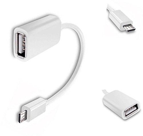 Datalact OTG Cable Micro USB OTG Cable Attach to Pendrive, Mouse, Keyboard, Card Reader 4