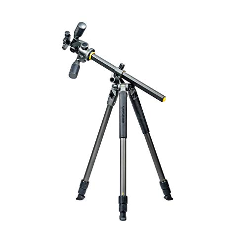 Vanguard Alta Pro 2+ 263AP Aluminum Tripod with Alta PH-32 Pan Head and Multi-Angle Center Column for Sony, Nikon, Canon DSLR Cameras (Renewed)