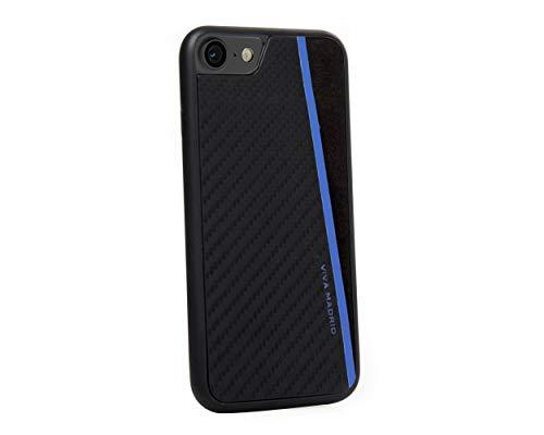 Dunhill Grafito Racha Wallet Mobile Slim Cover for Apple iPhone 7 Plus/iPhone 8 Plus (Blue) 8