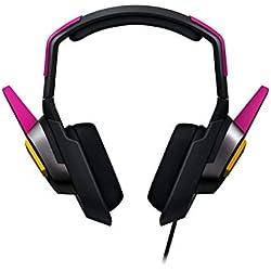 Headset Gamer Meka D. Va, Razer, Microfones e Fones De Ouvido, Preto