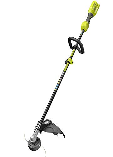 Ryobi 40-Volt Baretool Lithium-Ion Cordless Expand-it Attachment Capable String Trimmer, 2019 Model RY40250 with 13-15' Cutting Swath, Li-Ion 40v (Battery and Charger Not Included)