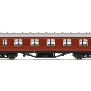Hornby R4234B BR Ex LMS Corridor 1st Class Coach M1080M NEW 00 Gauge 31YWsTOfHbL