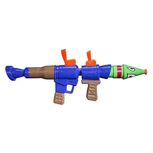 NERF Fortnite RL Super Soaker Water Blaster, Brown
