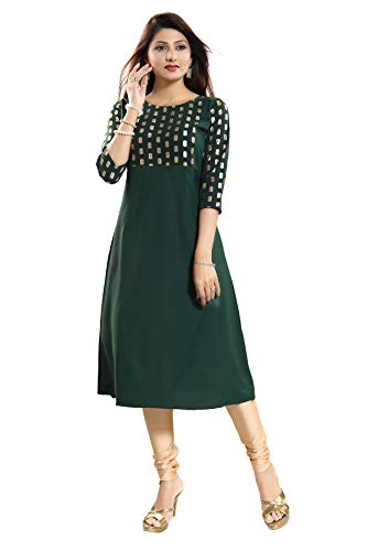 ALC Creation Women's A-Line Kurta
