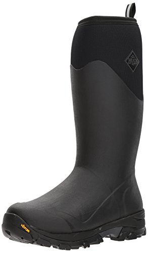 Muck Arctic Ice Extreme Conditions Tall Rubber Men's Winter Boots with Arctic Grip Outsole