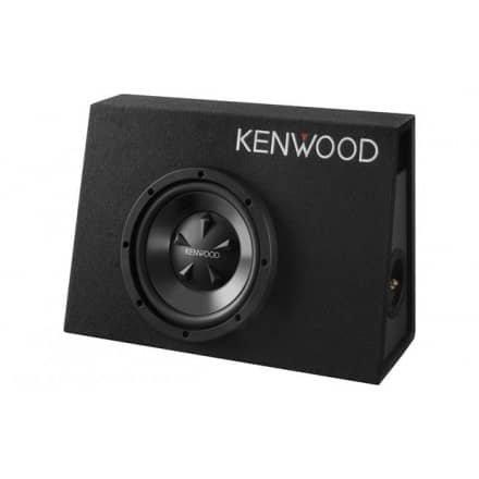 Kenwood 10' Enclosed Subwoofer - WBOX100