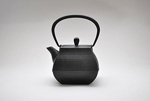 ITCHU-DO SEKITEI Japanese Cast Iron tea Kettle Nambu Tetsubin 800ml