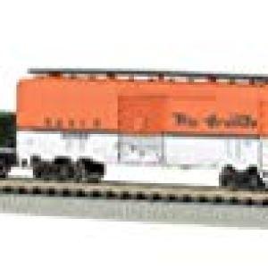 Bachmann Trains – Super Chief Ready To Run Electric Train Set – N Scale 31atj5WqFkL