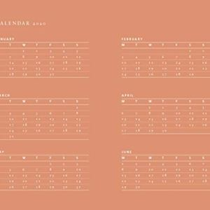 The Almanac: A Seasonal Guide to 2020 31bBZ6fosdL