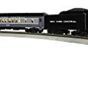 Lionel New York Central Waterlevel Limited, Electric HO Gauge, Model Train Set with Remote and Bluetooth Capability 31bC9YqwXOL