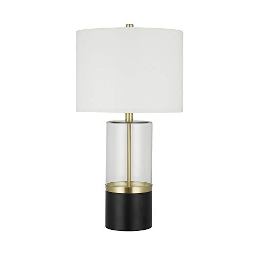 Catalina-Lighting-22091-000-Transitional-Smooth-Glass-Table-Lamp-2575-BlackGold