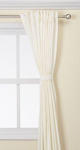 """Ikea Aina Curtains 1 pair White 57 """" x 98 """" 102.842.01"""