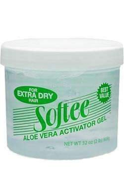 Softee Curl Activator Gel - Extra Dry 32 oz.