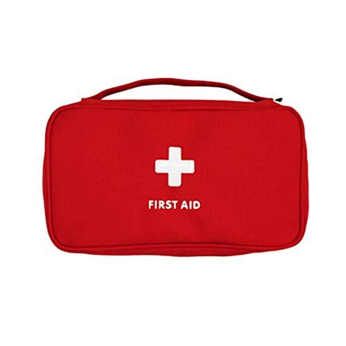 Bolsa de botiquín de Primeros Auxilios al Aire Libre Bolsa médica de Emergencia Bolsa de...