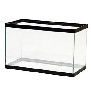 Aqueon 10 Gal Black Aquarium 10