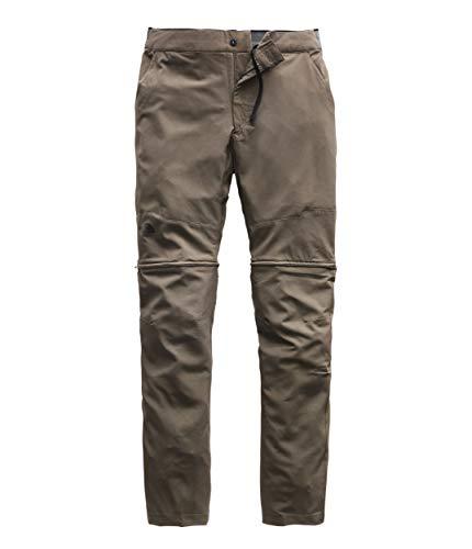 The North Face Men's Paramount Active Convertible Pants Weimaraner Brown 30 31