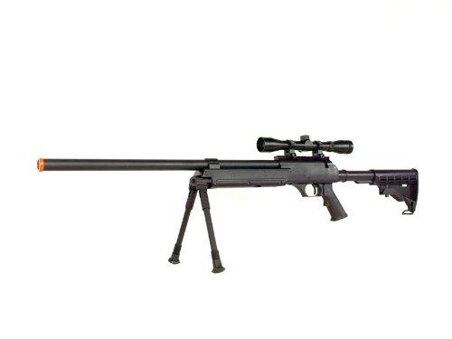 BBTac MB06 SR-2 Tactical Airsoft Sniper Rifle
