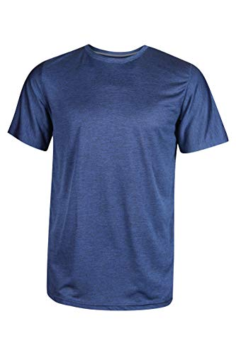 5 Pack: Men's Dry-Fit Moisture Wicking Active Athletic Performance Crew T-Shirt 19 Fashion Online Shop gifts for her gifts for him womens full figure