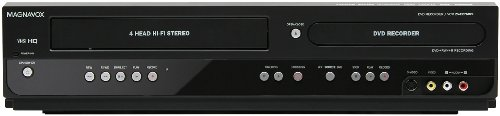 Magnavox ZV427MG9 DVD Recorder / VCR with Line-In Recording (No Tuner)