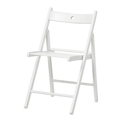 Ikea Terje Sedia Pieghevole Colore Bianco Amazonit