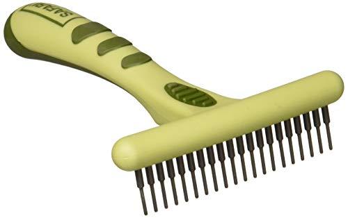 Coastal Pet - Safari Long Tooth Undercoat Dog Rake, Designed for Breeds with...