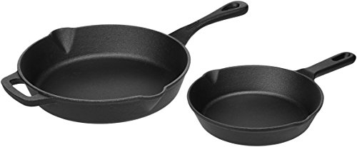 AmazonBasics-Pre-Seasoned-Cast-Iron-5-Piece-Cookware-Set