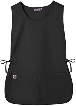 Sivvan Unisex Cobbler Apron – Adjustable Waist Ties, 2 Deep Front Pockets