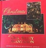 Christmas at Oak Alley Plantation