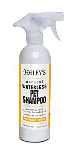 Begley's Waterless Pet Shampoo