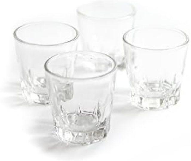 Nice Today Korean Soju Shot Glass Set 4