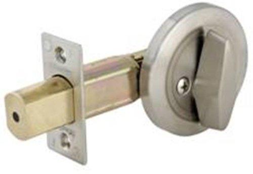 Master Lock DSC0532D Commercial One-Sided Cylinder Deadbolt, Satin Chrome