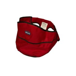 Chicco Caddy Hook On Chair - Replacement Cover - Red