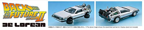 Aoshima-124-Scale-Kit-11867-Back-to-The-Future-Part-2-Delorean