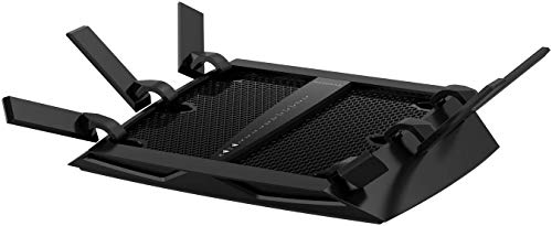 NETGEAR-Nighthawk-X6-Smart-Wi-Fi-Router-R8000-AC3200-Tri-band-Wireless-Speed-Up-to-3200-Mbps-Up-to-3500-Sq-Ft-Coverage-50-Devices-4-x-1G-Ethernet-and-2-USB-ports-Armor-Security
