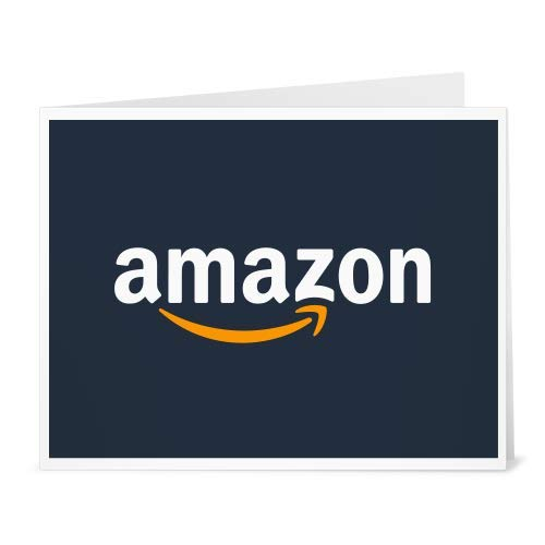 Amazon Gift Card - Print - Blue Amazon