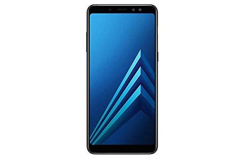 Samsung Galaxy A8+ (2018) Factory Unlocked SM-A730F/DS DUAL SIM 64GB/4GB Ram, 6″ Screen, 16MP Rear Camera + Dual Frontal Camera 16MP+8MP, IP68, 4G LTE International Version No Warranty