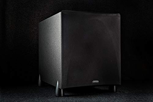Definitive-Technology-ProSub-800-High-Output-Compact-300W-Powered-Subwoofer-Heart-thumping-sound-for-Home-Theater-System-Single-Black
