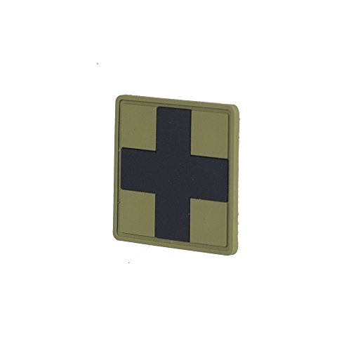 M-Tac Set of Patches Medic and Medical Cross (Olive) deal 50% off 31hSBXpF7UL