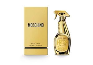 Moschino Gold Fresh Couture, Multi, 3.4 Ounce | TellGrade