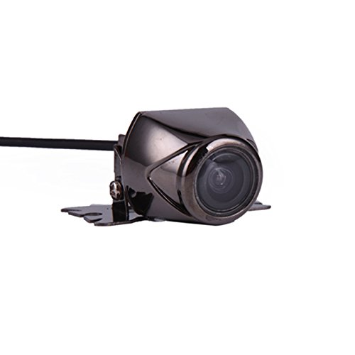 HDE Car Rear View Backup Camera HD Color CMOS Parking Cam Waterproof With 170 degree Viewing Angle